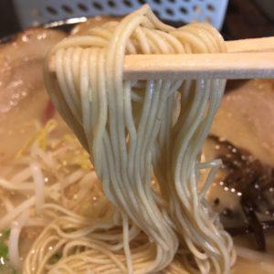 縁 とんこつラーメン麺